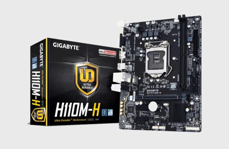Скачать сборку хакинтош для GIGABYTE GA-H110M-H / Download hackintosh for GIGABYTE GA-H110M-H
