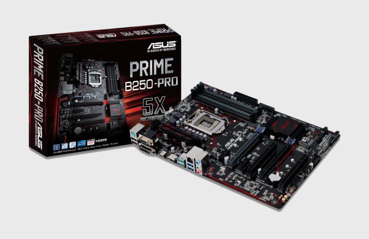 Скачать сборку хакинтош для ASUS PRIME B250-PRO / Download hackintosh for ASUS PRIME B250-PRO