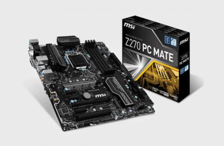 Скачать сборку хакинтош для MSI Z270 PC MATE / Download hackintosh for MSI Z270 PC MATE