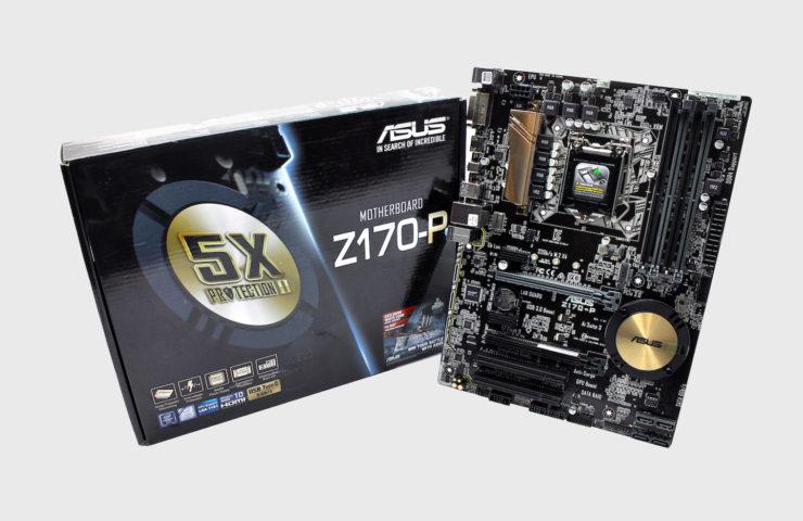 Скачать сборку хакинтош для ASUS Z170-P / Download hackintosh for ASUS Z170-P