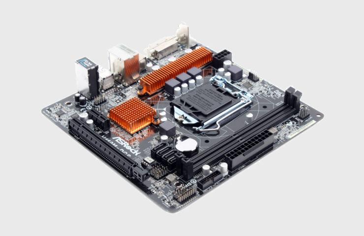 Скачать сборку хакинтош для ASRock H110M-DGS / Download hackintosh for ASRock H110M-DGS