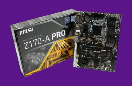 Скачать сборку хакинтош для MSI Z170-A PRO / Download hackintosh for MSI Z170-A PRO