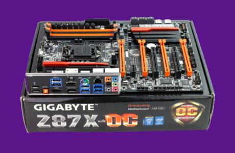 Скачать сборку хакинтош для GA-Z87X-OC / Download hackintosh for GA-Z87X-OC