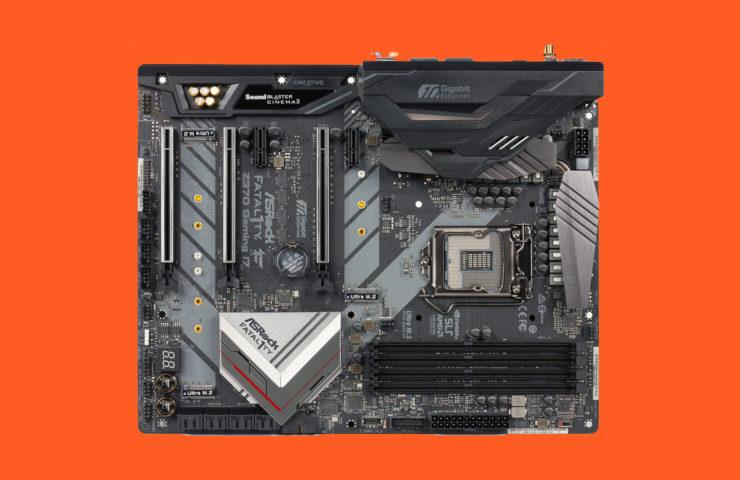 Скачать сборку хакинтош для ASRock FATAL1TY Z370 PROFESSIONAL GAMING i7 / Download hackintosh for ASRock FATAL1TY Z370 PROFESSIONAL GAMING i7