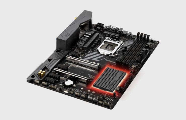 Скачать сборку хакинтош для ASRock Z370 KiLLER SLI/AC / Download hackintosh for ASRock Z370 KiLLER SLI/AC