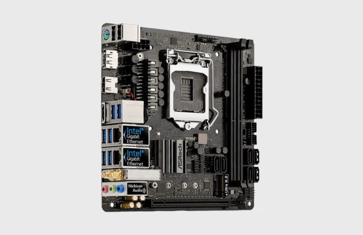 Скачать сборку хакинтош для ASRock Z370M-ITX/AC / Download hackintosh for ASRock Z370M-ITX/AC