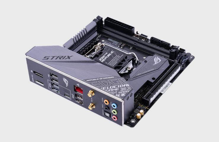 Скачать сборку хакинтош для ASUS ROG STRIX Z390-I GAMING / Download hackintosh for ASUS ROG STRIX Z390-I GAMING