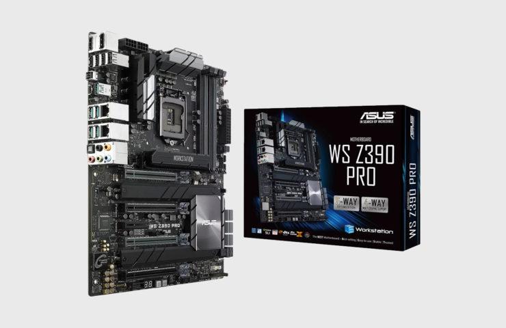 Скачать сборку хакинтош для ASUS WS Z390 PRO / Download hackintosh for ASUS WS Z390 PRO