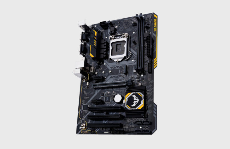 Скачать сборку хакинтош для ASUS TUF H310-PLUS GAMING / Download hackintosh for ASUS TUF H310-PLUS GAMING