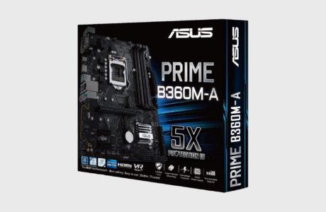 Скачать сборку хакинтош для ASUS PRIME B360M-A / Download hackintosh for ASUS PRIME B360M-A