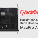 Hackintosh на Intel C621 Cascade Lake MacPro7,1