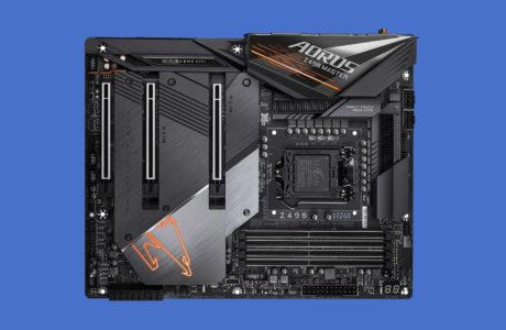 Скачать сборку хакинтош для GIGABYTE GA-Z490 AORUS MASTER / Download hackintosh for GIGABYTE GA-Z490 AORUS MASTER
