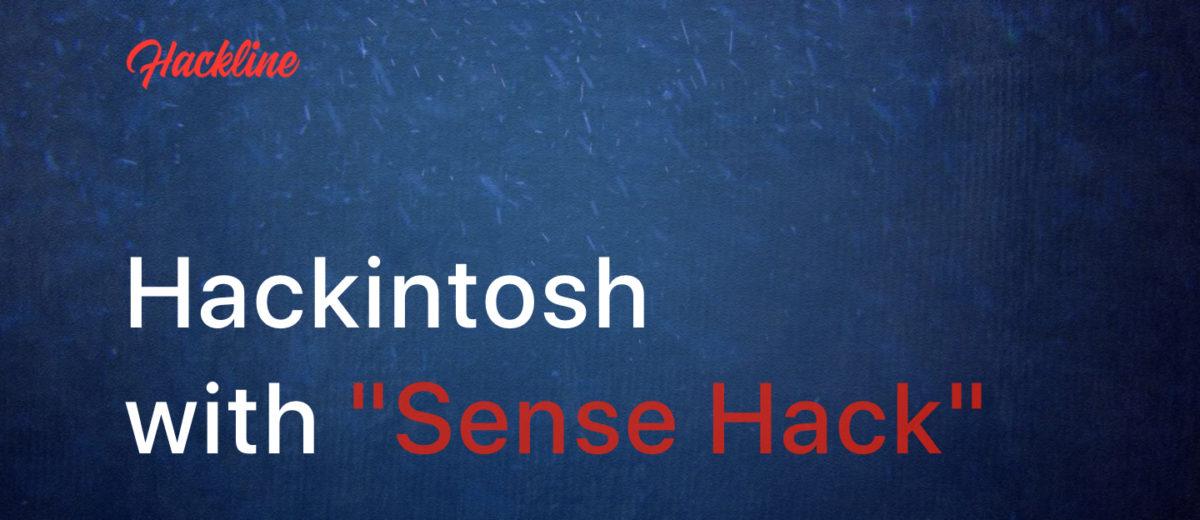 Простой способ установить хакинтош / Easy way to install Hackintosh