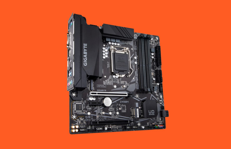 Скачать сборку хакинтош для GIGABYTE GA-Z490M / Download hackintosh for GIGABYTE GA-Z490M