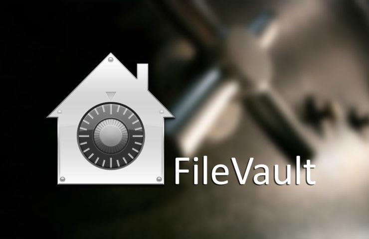 FileVault on Hackintosh / FileVault на хакинтош