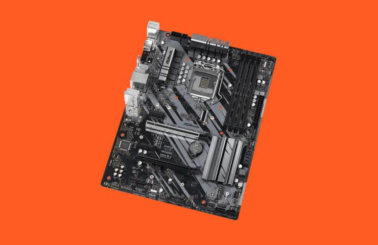 Скачать сборку хакинтош для ASROCK Z490 PHANTOM GAMING 4 / Download hackintosh for ASROCK Z490 PHANTOM GAMING 4
