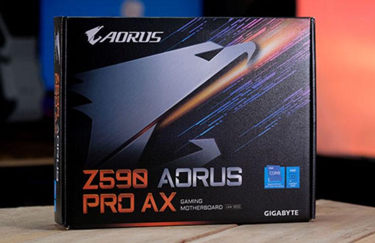 Скачать сборку хакинтош для GIGABYTE Z590 AORUS PRO AX / Download hackintosh for GIGABYTE Z590 AORUS PRO AX